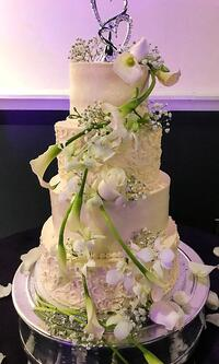 JT Wedding Cake